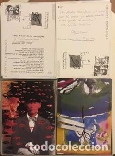 """Sellos: 1998-ESPAÑA Caja """"Cientos de postalicas Federico García Lorca"""" - más de 250 postales - - Foto 41 - 147482198"""