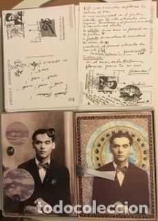 """Sellos: 1998-ESPAÑA Caja """"Cientos de postalicas Federico García Lorca"""" - más de 250 postales - - Foto 42 - 147482198"""