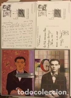 """Sellos: 1998-ESPAÑA Caja """"Cientos de postalicas Federico García Lorca"""" - más de 250 postales - - Foto 43 - 147482198"""