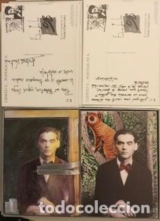 """Sellos: 1998-ESPAÑA Caja """"Cientos de postalicas Federico García Lorca"""" - más de 250 postales - - Foto 45 - 147482198"""