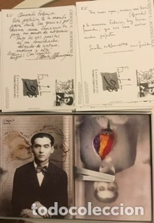 """Sellos: 1998-ESPAÑA Caja """"Cientos de postalicas Federico García Lorca"""" - más de 250 postales - - Foto 47 - 147482198"""