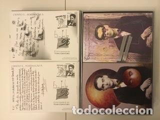 """Sellos: 1998-ESPAÑA Caja """"Cientos de postalicas Federico García Lorca"""" - más de 250 postales - - Foto 48 - 147482198"""