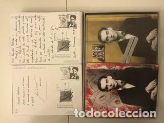 """Sellos: 1998-ESPAÑA Caja """"Cientos de postalicas Federico García Lorca"""" - más de 250 postales - - Foto 49 - 147482198"""