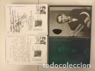 """Sellos: 1998-ESPAÑA Caja """"Cientos de postalicas Federico García Lorca"""" - más de 250 postales - - Foto 52 - 147482198"""