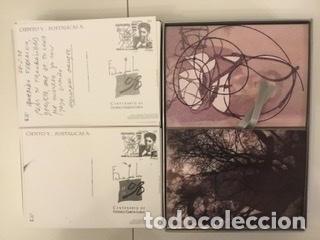 """Sellos: 1998-ESPAÑA Caja """"Cientos de postalicas Federico García Lorca"""" - más de 250 postales - - Foto 53 - 147482198"""