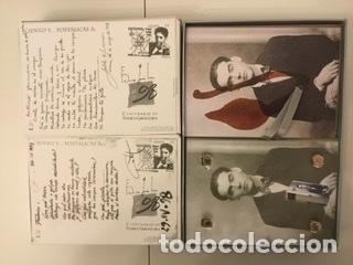 """Sellos: 1998-ESPAÑA Caja """"Cientos de postalicas Federico García Lorca"""" - más de 250 postales - - Foto 55 - 147482198"""