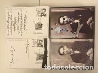 """Sellos: 1998-ESPAÑA Caja """"Cientos de postalicas Federico García Lorca"""" - más de 250 postales - - Foto 58 - 147482198"""