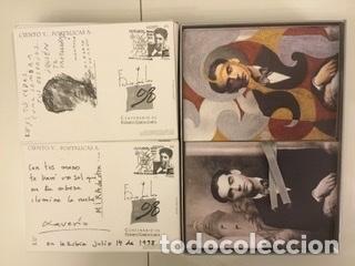 """Sellos: 1998-ESPAÑA Caja """"Cientos de postalicas Federico García Lorca"""" - más de 250 postales - - Foto 60 - 147482198"""