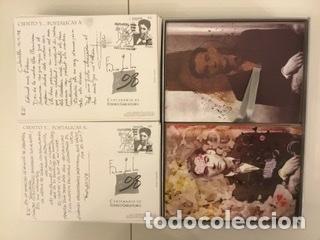"""Sellos: 1998-ESPAÑA Caja """"Cientos de postalicas Federico García Lorca"""" - más de 250 postales - - Foto 61 - 147482198"""