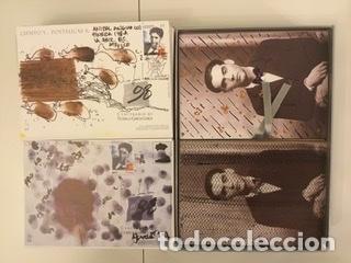 """Sellos: 1998-ESPAÑA Caja """"Cientos de postalicas Federico García Lorca"""" - más de 250 postales - - Foto 62 - 147482198"""