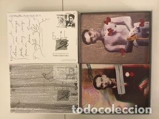 """Sellos: 1998-ESPAÑA Caja """"Cientos de postalicas Federico García Lorca"""" - más de 250 postales - - Foto 63 - 147482198"""