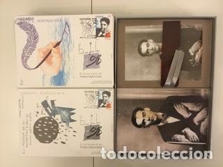 """Sellos: 1998-ESPAÑA Caja """"Cientos de postalicas Federico García Lorca"""" - más de 250 postales - - Foto 64 - 147482198"""
