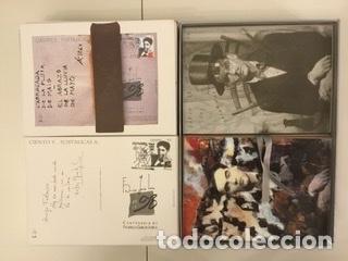 """Sellos: 1998-ESPAÑA Caja """"Cientos de postalicas Federico García Lorca"""" - más de 250 postales - - Foto 65 - 147482198"""