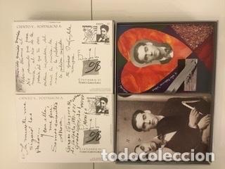 """Sellos: 1998-ESPAÑA Caja """"Cientos de postalicas Federico García Lorca"""" - más de 250 postales - - Foto 67 - 147482198"""