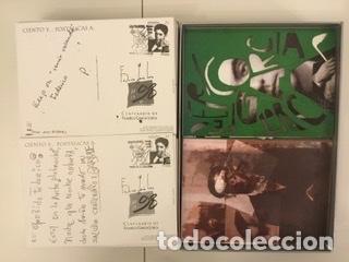 """Sellos: 1998-ESPAÑA Caja """"Cientos de postalicas Federico García Lorca"""" - más de 250 postales - - Foto 68 - 147482198"""