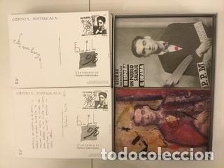 """Sellos: 1998-ESPAÑA Caja """"Cientos de postalicas Federico García Lorca"""" - más de 250 postales - - Foto 69 - 147482198"""