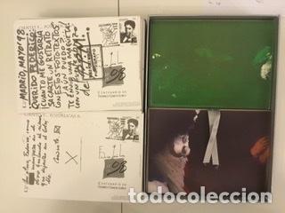 """Sellos: 1998-ESPAÑA Caja """"Cientos de postalicas Federico García Lorca"""" - más de 250 postales - - Foto 70 - 147482198"""