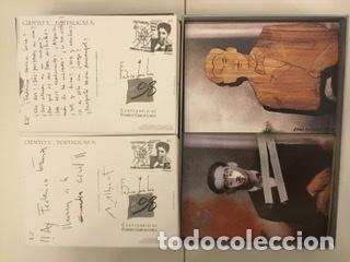 """Sellos: 1998-ESPAÑA Caja """"Cientos de postalicas Federico García Lorca"""" - más de 250 postales - - Foto 72 - 147482198"""