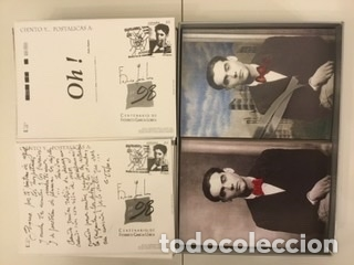 """Sellos: 1998-ESPAÑA Caja """"Cientos de postalicas Federico García Lorca"""" - más de 250 postales - - Foto 77 - 147482198"""