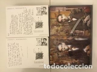 """Sellos: 1998-ESPAÑA Caja """"Cientos de postalicas Federico García Lorca"""" - más de 250 postales - - Foto 78 - 147482198"""