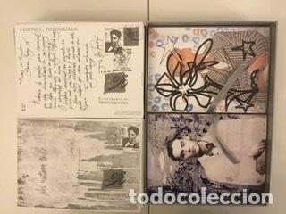 """Sellos: 1998-ESPAÑA Caja """"Cientos de postalicas Federico García Lorca"""" - más de 250 postales - - Foto 79 - 147482198"""