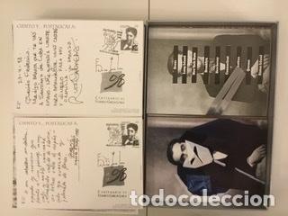 """Sellos: 1998-ESPAÑA Caja """"Cientos de postalicas Federico García Lorca"""" - más de 250 postales - - Foto 80 - 147482198"""