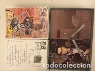 """Sellos: 1998-ESPAÑA Caja """"Cientos de postalicas Federico García Lorca"""" - más de 250 postales - - Foto 82 - 147482198"""