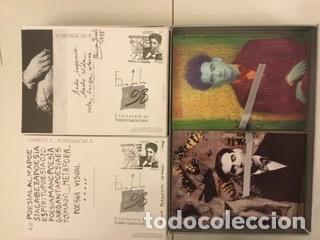 """Sellos: 1998-ESPAÑA Caja """"Cientos de postalicas Federico García Lorca"""" - más de 250 postales - - Foto 84 - 147482198"""