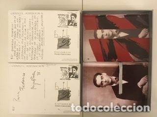 """Sellos: 1998-ESPAÑA Caja """"Cientos de postalicas Federico García Lorca"""" - más de 250 postales - - Foto 85 - 147482198"""