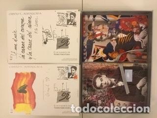 """Sellos: 1998-ESPAÑA Caja """"Cientos de postalicas Federico García Lorca"""" - más de 250 postales - - Foto 86 - 147482198"""
