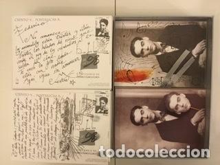 """Sellos: 1998-ESPAÑA Caja """"Cientos de postalicas Federico García Lorca"""" - más de 250 postales - - Foto 87 - 147482198"""