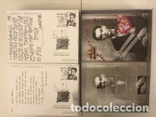 """Sellos: 1998-ESPAÑA Caja """"Cientos de postalicas Federico García Lorca"""" - más de 250 postales - - Foto 88 - 147482198"""