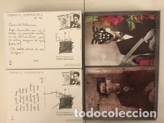 """Sellos: 1998-ESPAÑA Caja """"Cientos de postalicas Federico García Lorca"""" - más de 250 postales - - Foto 90 - 147482198"""