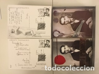 """Sellos: 1998-ESPAÑA Caja """"Cientos de postalicas Federico García Lorca"""" - más de 250 postales - - Foto 94 - 147482198"""