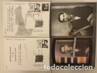 """Sellos: 1998-ESPAÑA Caja """"Cientos de postalicas Federico García Lorca"""" - más de 250 postales - - Foto 95 - 147482198"""