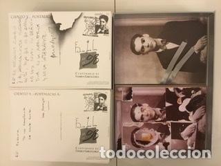 """Sellos: 1998-ESPAÑA Caja """"Cientos de postalicas Federico García Lorca"""" - más de 250 postales - - Foto 96 - 147482198"""