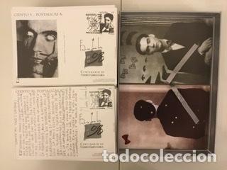 """Sellos: 1998-ESPAÑA Caja """"Cientos de postalicas Federico García Lorca"""" - más de 250 postales - - Foto 99 - 147482198"""