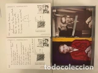 """Sellos: 1998-ESPAÑA Caja """"Cientos de postalicas Federico García Lorca"""" - más de 250 postales - - Foto 102 - 147482198"""