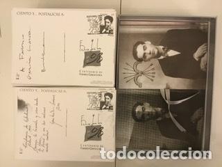 """Sellos: 1998-ESPAÑA Caja """"Cientos de postalicas Federico García Lorca"""" - más de 250 postales - - Foto 106 - 147482198"""