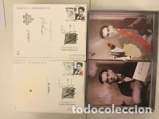 """Sellos: 1998-ESPAÑA Caja """"Cientos de postalicas Federico García Lorca"""" - más de 250 postales - - Foto 109 - 147482198"""
