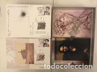 """Sellos: 1998-ESPAÑA Caja """"Cientos de postalicas Federico García Lorca"""" - más de 250 postales - - Foto 110 - 147482198"""