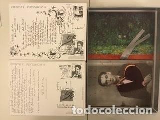 """Sellos: 1998-ESPAÑA Caja """"Cientos de postalicas Federico García Lorca"""" - más de 250 postales - - Foto 113 - 147482198"""