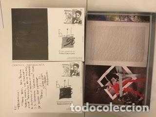 """Sellos: 1998-ESPAÑA Caja """"Cientos de postalicas Federico García Lorca"""" - más de 250 postales - - Foto 114 - 147482198"""