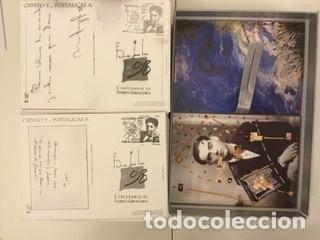 """Sellos: 1998-ESPAÑA Caja """"Cientos de postalicas Federico García Lorca"""" - más de 250 postales - - Foto 115 - 147482198"""
