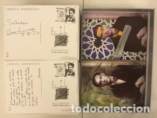"""Sellos: 1998-ESPAÑA Caja """"Cientos de postalicas Federico García Lorca"""" - más de 250 postales - - Foto 116 - 147482198"""