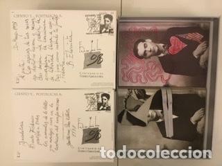 """Sellos: 1998-ESPAÑA Caja """"Cientos de postalicas Federico García Lorca"""" - más de 250 postales - - Foto 118 - 147482198"""