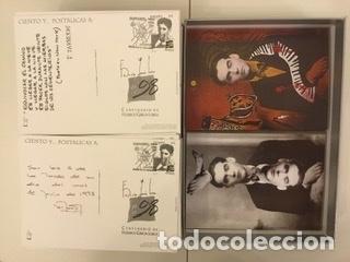 """Sellos: 1998-ESPAÑA Caja """"Cientos de postalicas Federico García Lorca"""" - más de 250 postales - - Foto 119 - 147482198"""