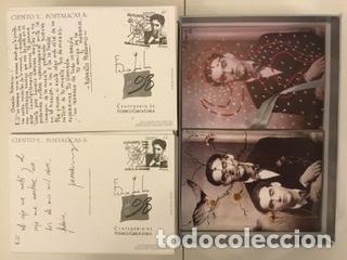 """Sellos: 1998-ESPAÑA Caja """"Cientos de postalicas Federico García Lorca"""" - más de 250 postales - - Foto 120 - 147482198"""