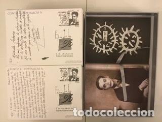"""Sellos: 1998-ESPAÑA Caja """"Cientos de postalicas Federico García Lorca"""" - más de 250 postales - - Foto 124 - 147482198"""