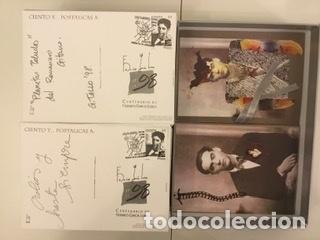 """Sellos: 1998-ESPAÑA Caja """"Cientos de postalicas Federico García Lorca"""" - más de 250 postales - - Foto 125 - 147482198"""